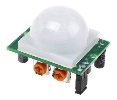 Sensor Infrarrojo detección de movimiento